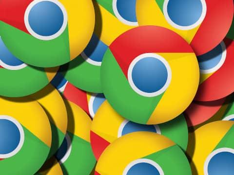 Google Chromen päivitys