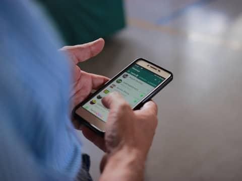 WhatsApp-huijaus, jossa pyritään kaappaamaan uhrin tili
